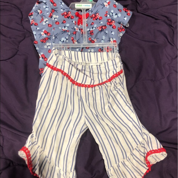 Little Lass Other - Babygirl boutique outfit
